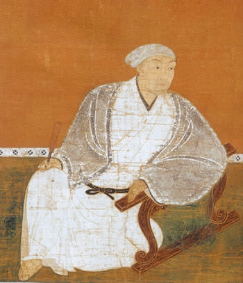 黒田勘兵衛の肖像画