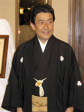 坂東三津五郎(大河『軍師官兵衛』のキャスト/徳川家康役)
