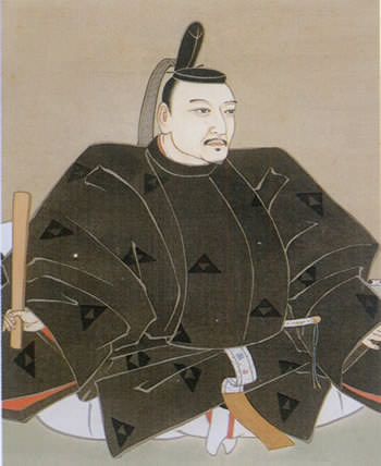 北条氏政の肖像画