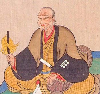 真田昌幸の肖像画