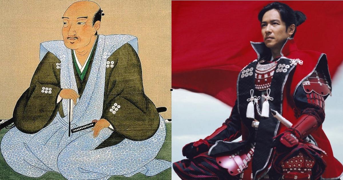 大河ドラマ『真田丸』のキャストと実際の肖像画を比べてみた