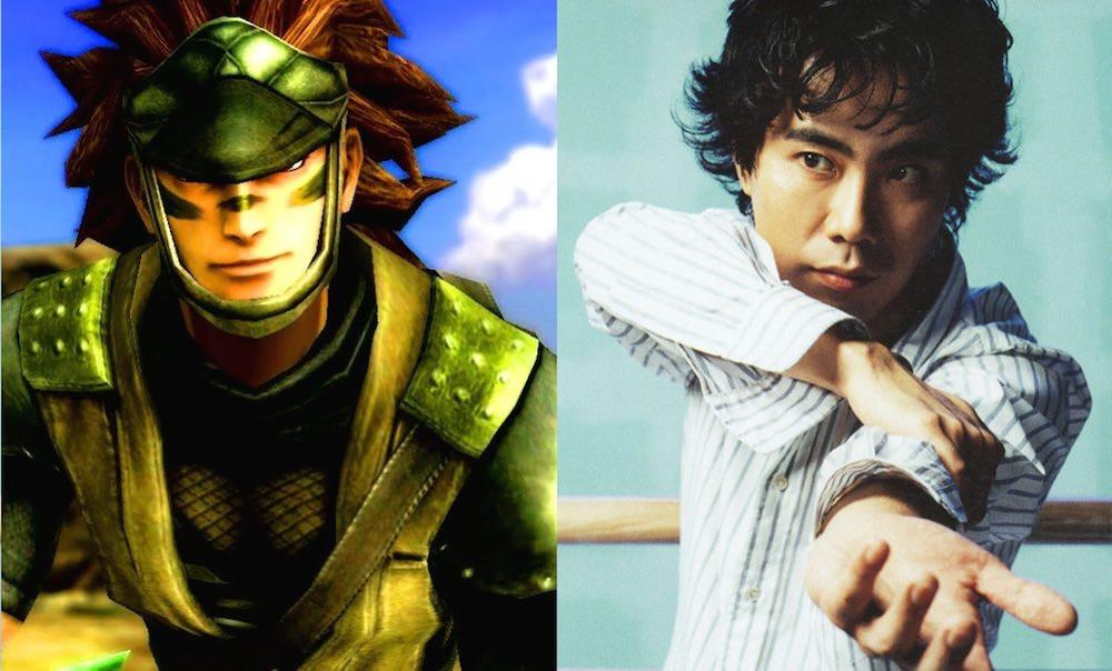 猿飛佐助のゲームキャラと藤井隆の比較(『真田丸』キャスト)の拡大画像