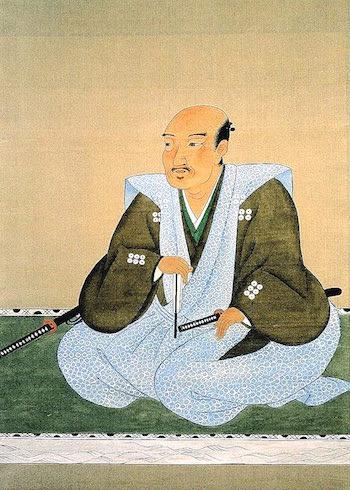 真田信繁の肖像画