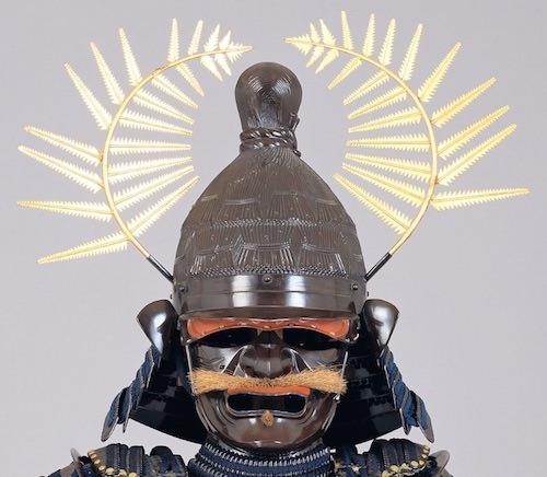戦国武将・仙石久秀の兜