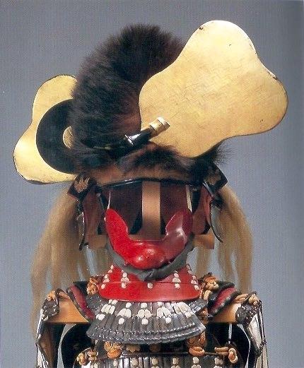 豊臣秀吉所用の兜『黒熊植椎形兜(くろくまうえしいなりかぶと)』