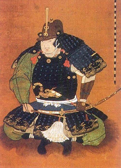 榊原康政の肖像画