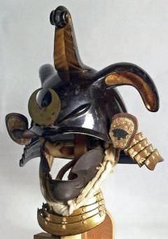 江戸時代の兜『象鼻形兜』