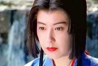 濃姫を演じた綾瀬はるか(『戦国自衛隊1549』より)