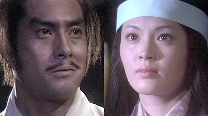 濃姫を演じた松阪慶子(『国盗り物語』より)