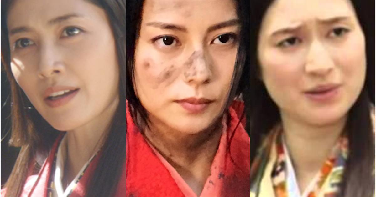 【写真あり】濃姫を演じた歴代女優が美人揃いでとにかく強そう