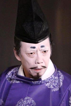 生瀬勝久演じる今川義元(『信長協奏曲』より)