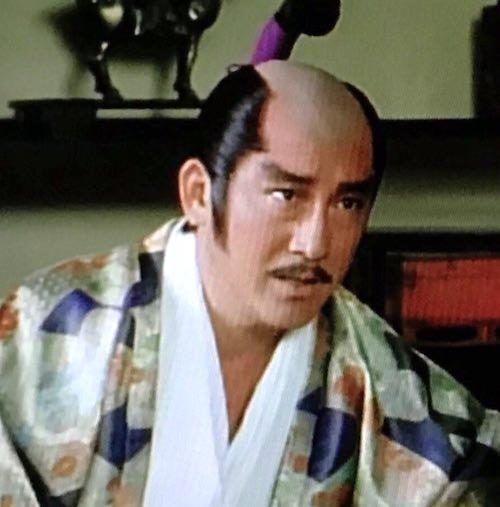 松方弘樹演じる今川義元(TBSドラマ『武田信玄』より)