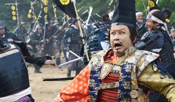 三谷幸喜演じる今川義元(『女信長』より)