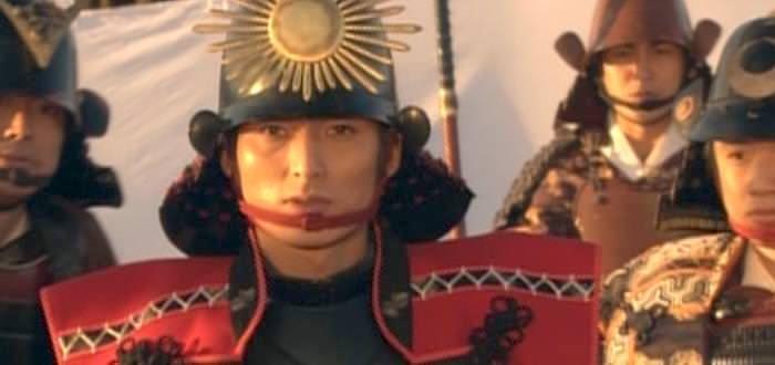 草彅剛演じる豊臣秀吉(『太閤記 サルと呼ばれた男』より)