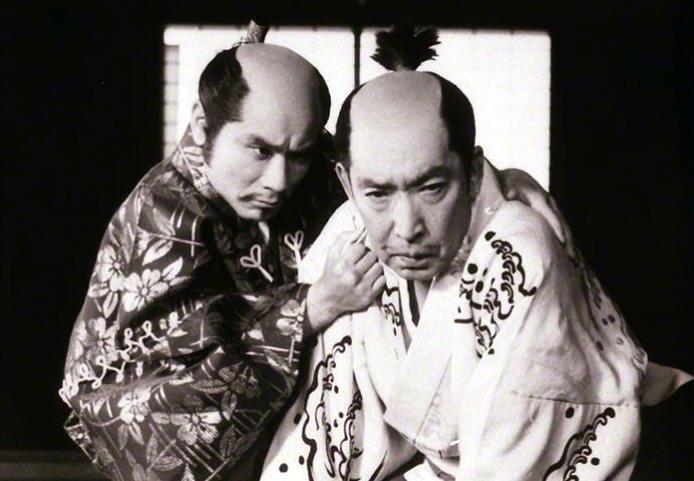 片岡鶴太郎演じる豊臣秀吉(『影武者 織田信長』より)