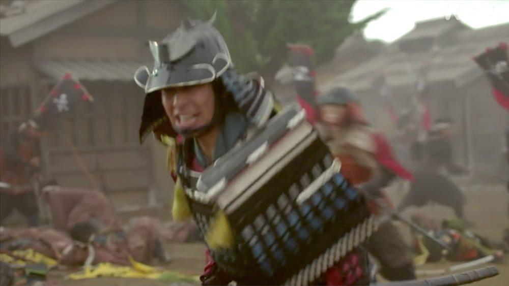 名言「侍大将ぉぉお!!!」(明智十兵衛、『麒麟がくる』より)の拡大画像