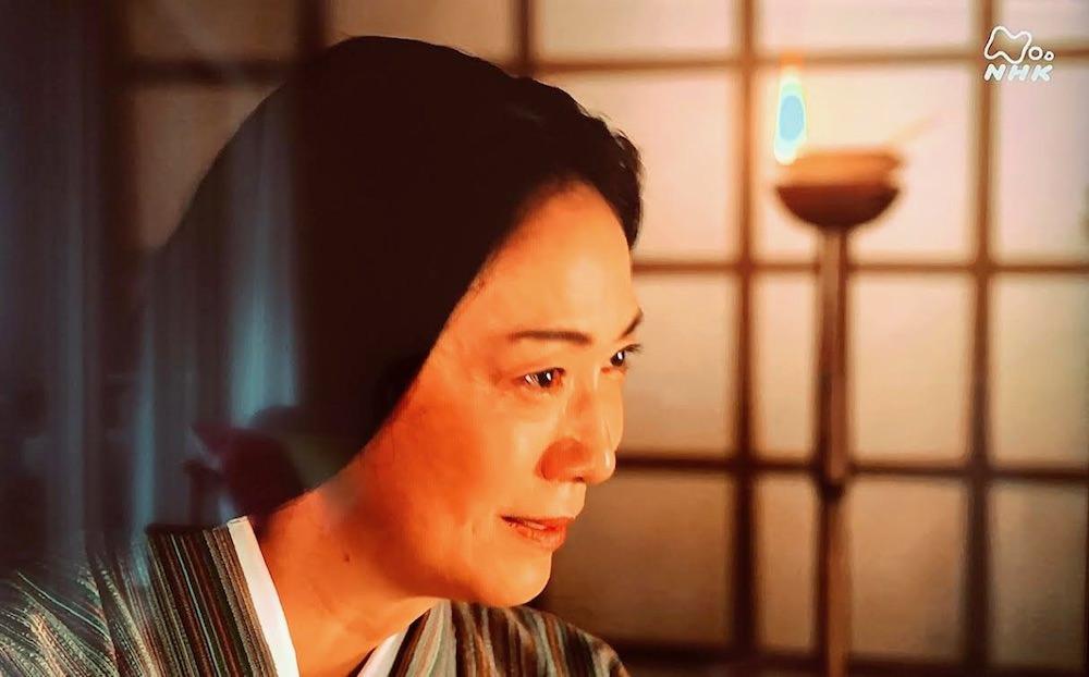 名言『そなたは土岐源氏の誉れを身に受けているのですから』(牧の方、『麒麟がくる』より)の拡大画像