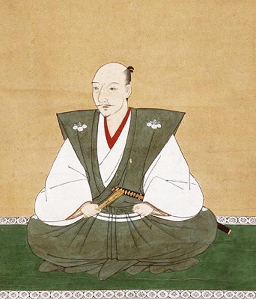 織田信長の肖像画(長興寺所蔵)