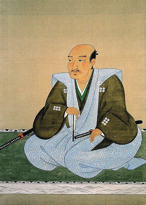 真田幸村の肖像画