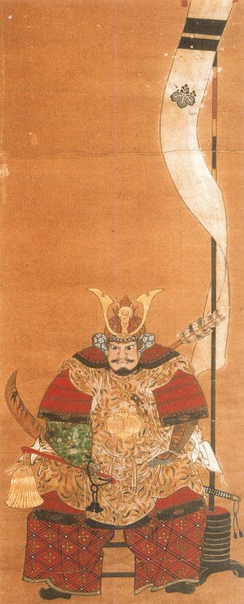 今川義元の肖像画