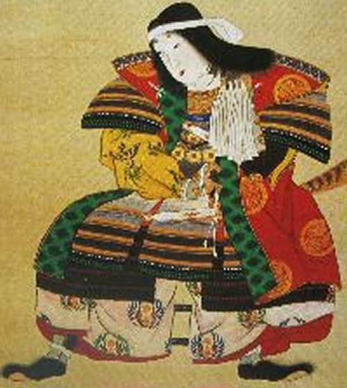 稲姫(小松姫)の肖像画
