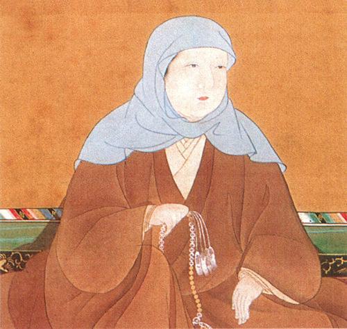 北政所(ねね)の肖像画