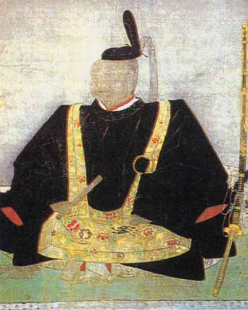 立花宗茂の肖像画の写真