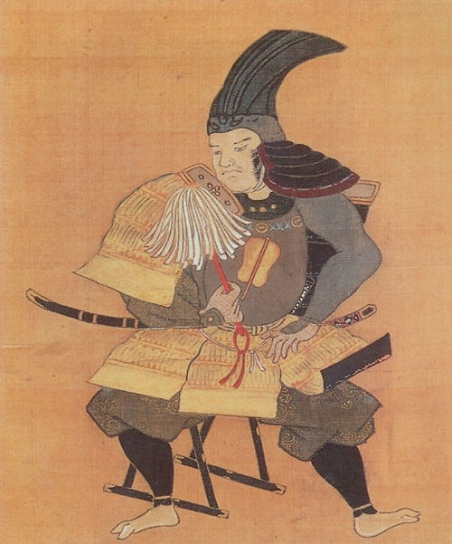 竹中半兵衛の肖像画