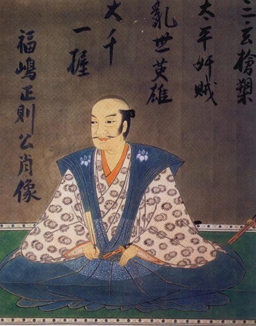 福島正則の肖像画