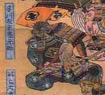 赤川元保の画
