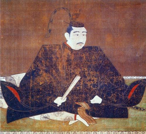 池田輝政の肖像画(鳥取県立美術館所蔵)
