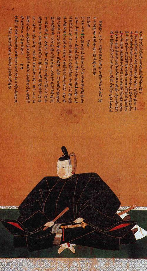 九鬼嘉隆の肖像画