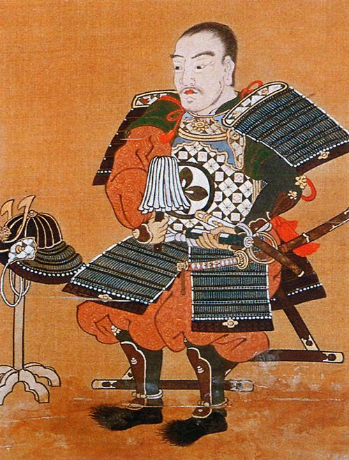 太田道灌の肖像画