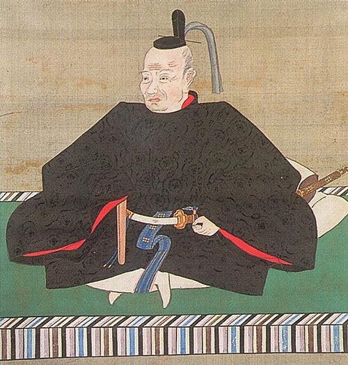真田信之の肖像画