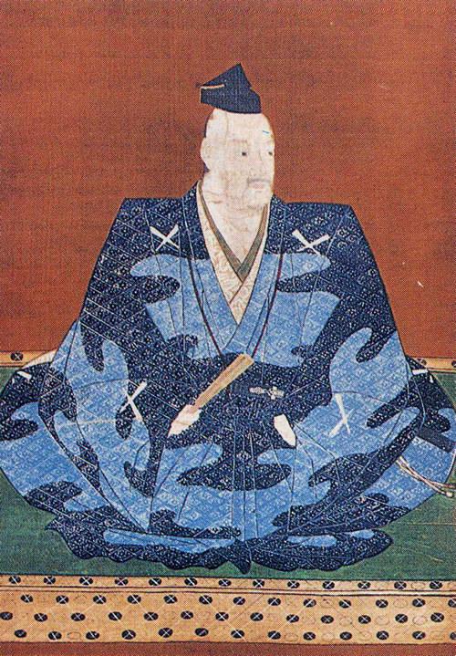 浅井久政の肖像画