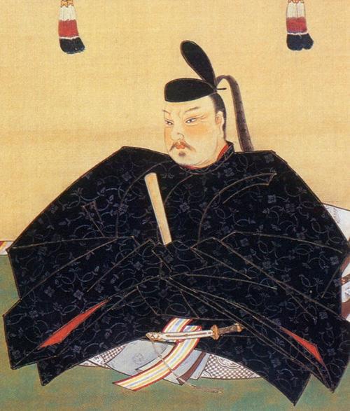 豊臣秀長の肖像画