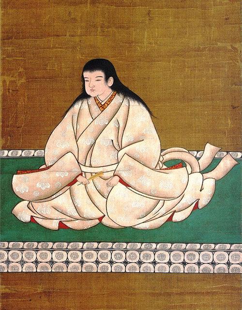 豊臣鶴松の肖像画