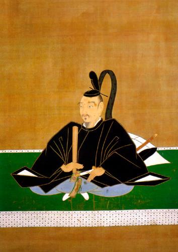 鳥居元忠の肖像画