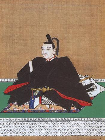 織田信雄の肖像画