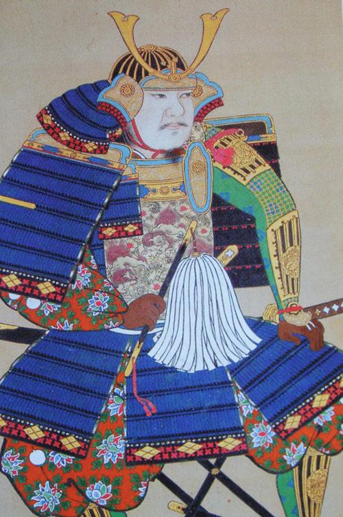 武田信繁の肖像画、名言、年表、子孫を紹介