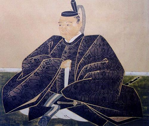 加藤嘉明の肖像画