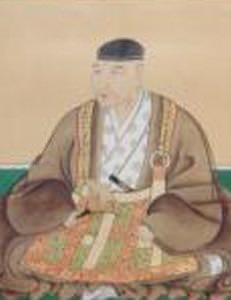 織田信包の肖像画