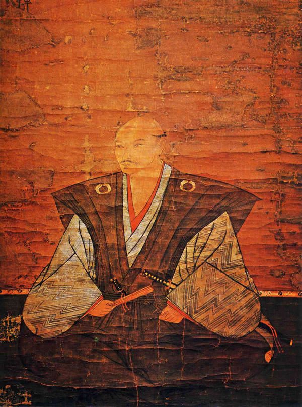 中川清秀(梅林寺所蔵)