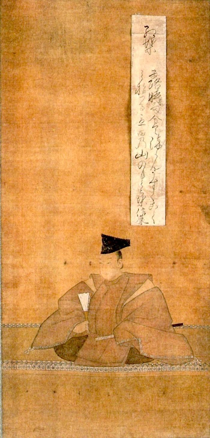 黒住宗忠の肖像画