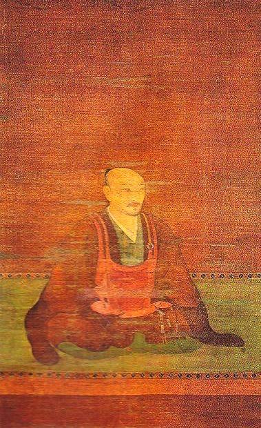 朝倉孝景の肖像画
