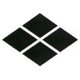 四割菱(武田菱)の家紋、利用している武将・大名を紹介
