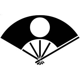名字と家紋_column(扇) - harimaya.com